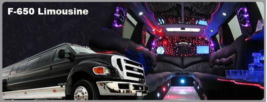 Las Vegas F650 Limousine