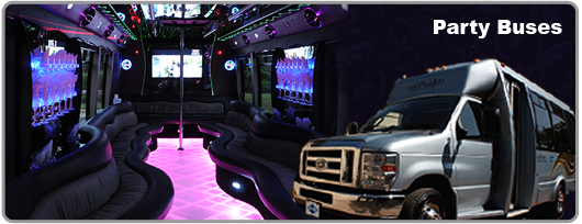 Las Vegas Party Bus Rentals