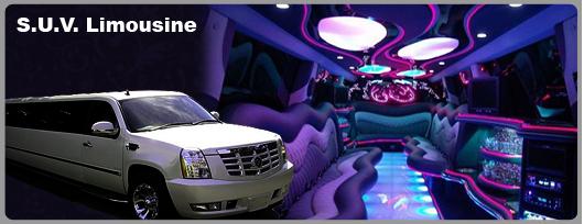 Las Vegas SUV Limousines