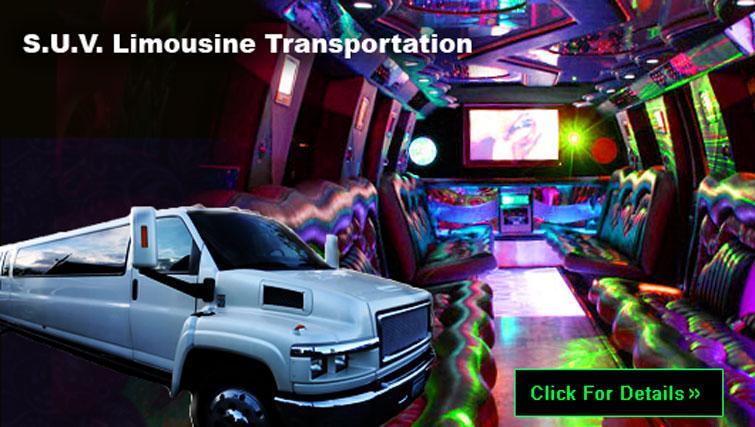 Las Vegas SUV  Limo transportation