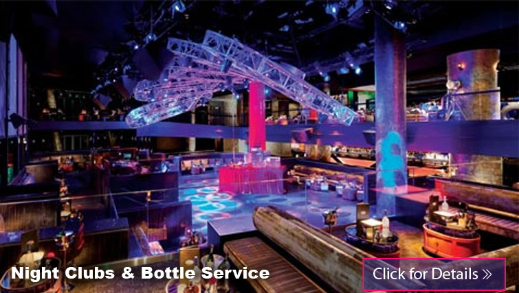 Las Vegas Night Club & Bottle Service