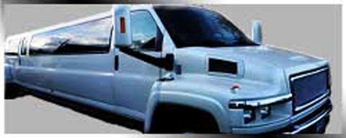 SUV Limousine Rentals