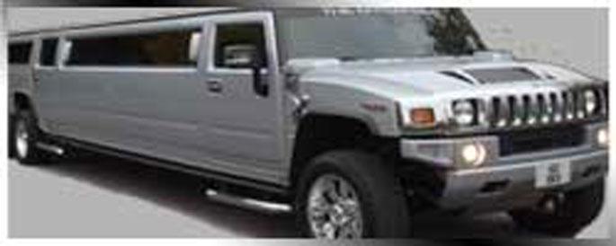 Las Vegas Hummer Limousine