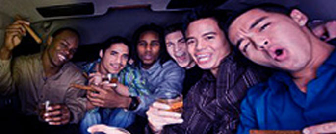 Las Vegas Style Bachelor Parties!