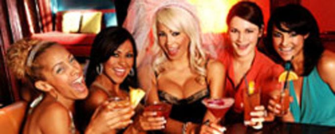 Las Vegas Style Bachelorette Parties